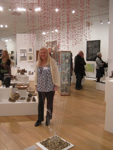 'Red Knot Migration' at the Mall Galleries