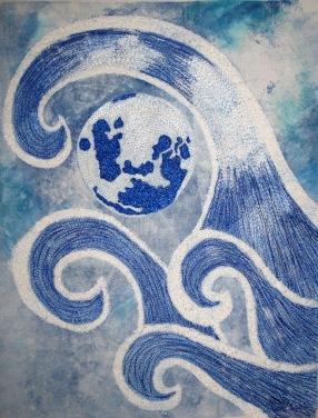 'Moon Waves'