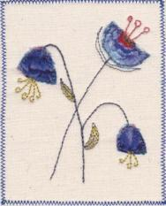 Floral - Bluebell
