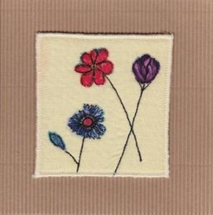 Floral - Mixed colours
