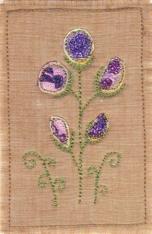 Floral -Purple