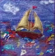 'Sailing on Plastic'